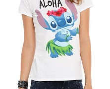 Lilo and Stitch Aloha Tee