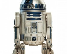 Deluxe Sixth Scale R2D2