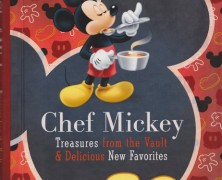 Chef Mickey's Treasures from the Vault Cookbook