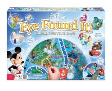 Disney Eye Found It Matching Game