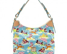 Disney Dooney and Bourke Beach Satchel