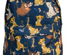 Lion King Backpack by Loungefly