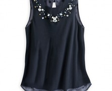 Minnie Mouse Beaded Tank