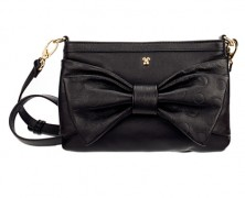 Minnie Mouse Leather Crossbody Bag