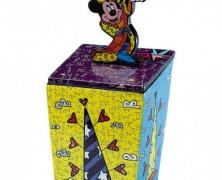 Sorcerer Mickey Lidded Box