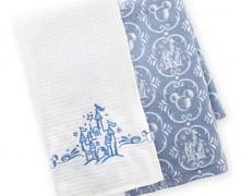 Disney Cinderella Castle Towel Set