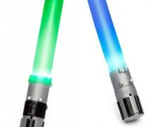 Star Wars Light Saber Dive Sticks