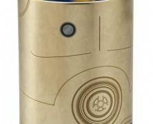 Star Wars C3P0 Metal Can Holder