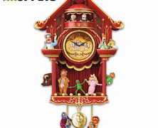 The Muppets Cuckoo Clock