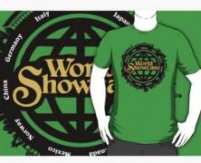 Epcot World Showcase Tee