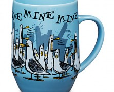 Disney Finding Nemo Seagulls Mug