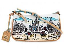 Dooney and Bourke Walt Disney World Crossbody Handbag