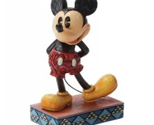 Mickey Mouse Figure by Jim Shore