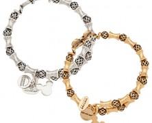 Mickey Mouse Alex and Ani Filigree Wrap Bracelet