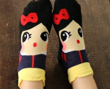 Snow White Fairy Tale Socks