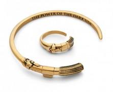 Star Wars Darth Vader Bracelet and Ring