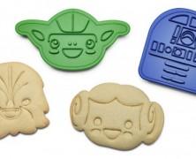 Star Wars Friends Cookie Cutters