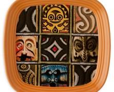 Disney Ceramic Adventureland Plate