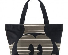 Walt Disney Studios Mickey Mouse Canvas Tote