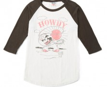 Mickey Mouse Cowboy Shirt