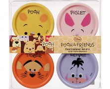 Pooh and Friends Container Set