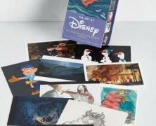Art of Disney Renaissance Period Notecard Set