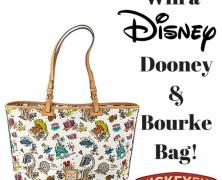 Win a Disney Dooney & Bourke Bag!