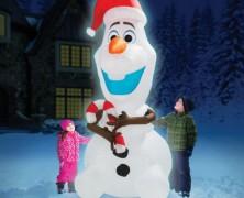 Inflatable Christmas Olaf