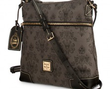 Haunted Mansion Dooney and Bourke Crossbody Bag