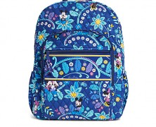 Mickey and Minnie Disney Dreaming Vera Bradley Backpack