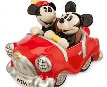 Mickey and Minnie Retro Salt and Pepper Set