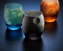 Star Wars Planets Glassware
