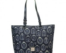 Haunted Mansion Dooney and Bourke Tote Bag