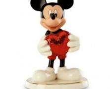 Mickey Mouse Love Struck Figure by Lenox
