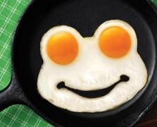 Mr. Toad Egg Mold