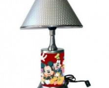 Disney Characters Lamp