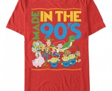 Disney Toy Story Made in the 90s Tee