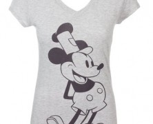 Mickey Mouse Steamboat Willie Tee