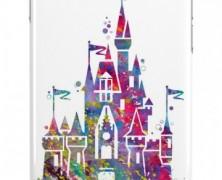 Disney Castle Cell Phone Case