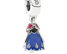 Disney Frozen Anna Charm by Pandora