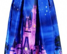 Disney Cinderella Castle Skirt