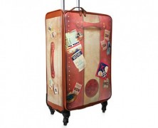 Disney TAG Vintage Rolling Luggage