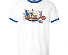 Epcot Figment and Dreamfinder Tee