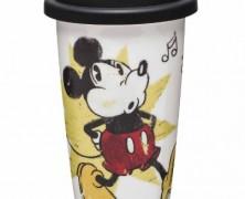 Mickey Mouse Ceramic Coffee Mug