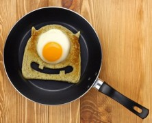 Mike Wazowski Toast Cutter