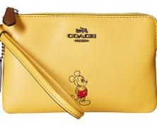Disney Coach Leather Handbag