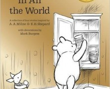 Winnie the Pooh Best Bear in the World Book