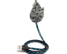 Star Wars Millennium Falcon USB Charger