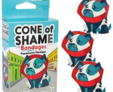 Cone of Shame Bandages