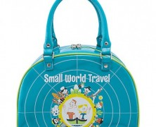 it's a small world Bowler Bag